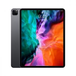 Buy Apple IPad Pro (2020) 12.9-inch 256GB 4G ??Space Grey Online at Best Price in Kuwait
